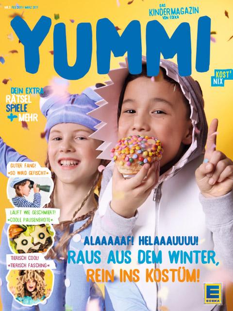yummi Edeka Magazin